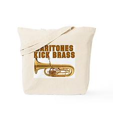 Baritones Kick Brass Tote Bag