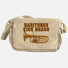 Baritones Kick Brass Messenger Bag