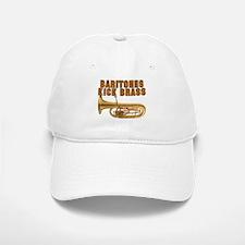Baritones Kick Brass Baseball Baseball Cap
