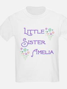 Little Sister Amelia T-Shirt
