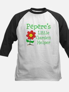 Pepere's Little Garden Helper Baseball Jersey