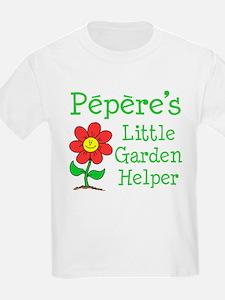 Pepere's Little Garden Helper T-Shirt