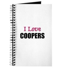 I Love COOPERS Journal