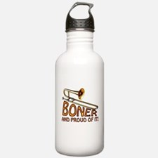 Boner and Proud of It Water Bottle