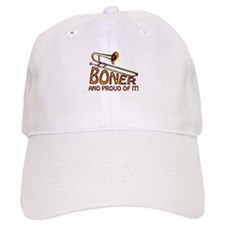Boner and Proud of It Baseball Cap