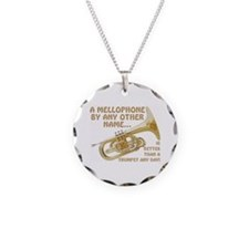 Mellophone By Any Other Name Necklace