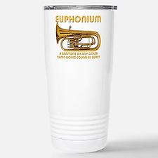 Euphonium Stainless Steel Travel Mug