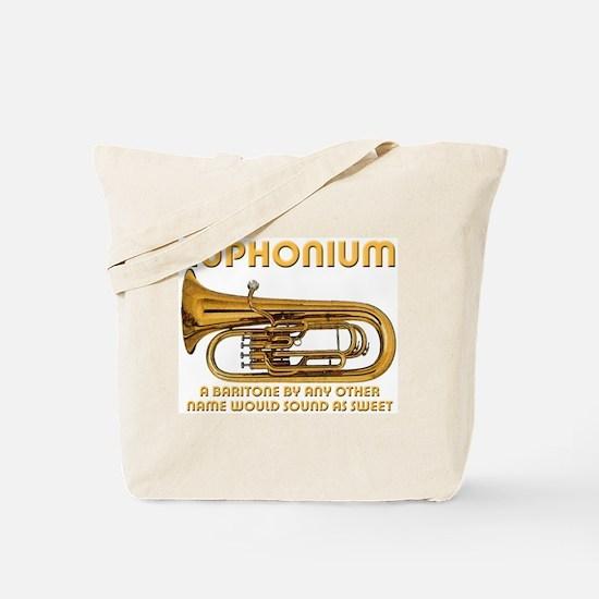Euphonium Tote Bag