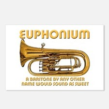 Euphonium Postcards (package Of 8)
