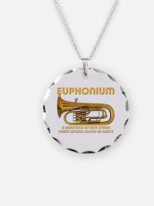 Euphonium Necklace