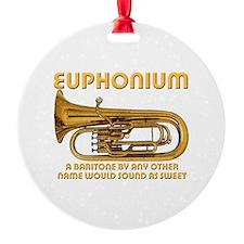Euphonium Ornament