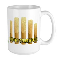 Reeding Is Fundamental Mug