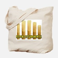 Reeding Is Fundamental Tote Bag