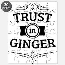 Trust in Ginger Puzzle