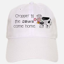 Croppin' Cows Baseball Baseball Cap