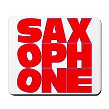 SAXOPHONE Mousepad