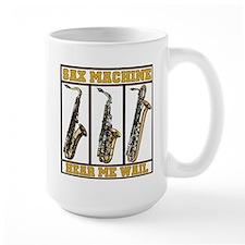 Sax Machine Mug