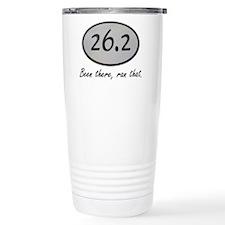 Cool Marathon 26.2 Travel Mug