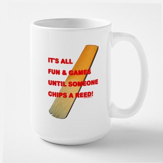 Chip a Reed Large Mug