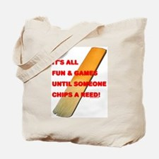 Chip a Reed Tote Bag