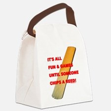 Chip a Reed Canvas Lunch Bag