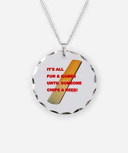 Chip a Reed Necklace