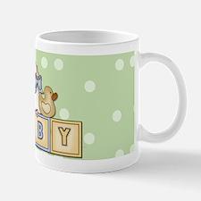 Baby Blocks Lamb Mug