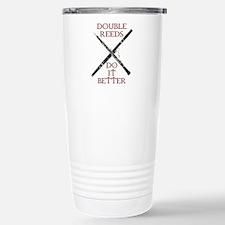 Double Reeds Do It Bett Travel Mug