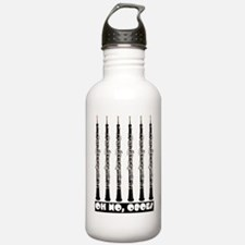 oh no, oboes! Water Bottle