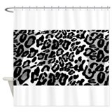 Animal print Shower Curtains