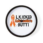 Leukemia Survivor Wall Clock