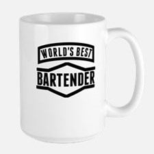 Worlds Best Bartender Mugs