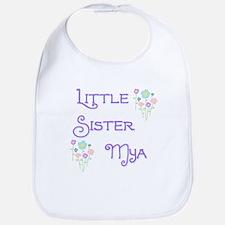 Little Sister Mya Bib