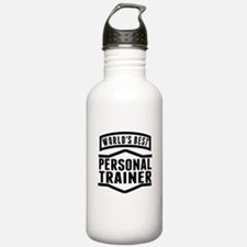 Worlds Best Personal Trainer Water Bottle