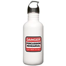 Danger: Percussion Reh Water Bottle