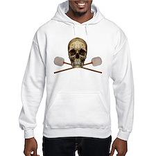 Bass Drum Pirate Hoodie Sweatshirt