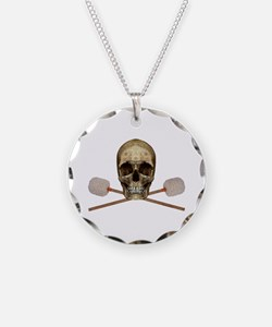 Bass Drum Pirate Necklace