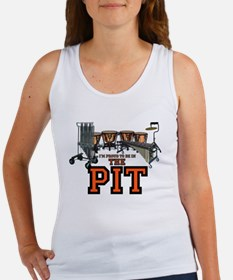 Proud to Be In the Pit Women's Tank Top