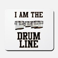 Quads: The Drumline Mousepad