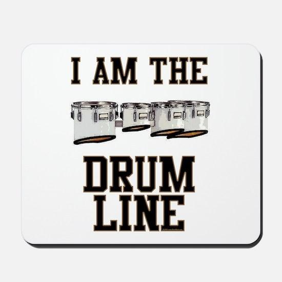 Quads: The Drumline Mousepad