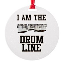 Quads: The Drumline Ornament