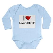 I Love Leadership Body Suit