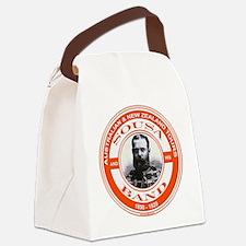 John Phillip Sousa Tour Canvas Lunch Bag