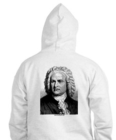 Front ~ Bach Hoodie