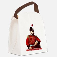 What Would Sousa Do Canvas Lunch Bag