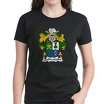 Zubizaretta Family Crest Women's Dark T-Shirt