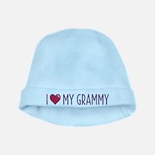 I Love My Grammy baby hat
