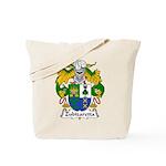 Zubizaretta Family Crest Tote Bag