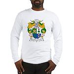 Zubizaretta Family Crest Long Sleeve T-Shirt