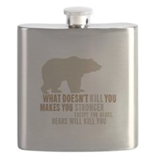 What Doesn't Kill You Makes You Stronger, Ex Flask